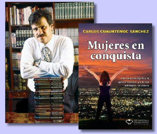 Libros De Carlos Cuauhtemoc Sanchez